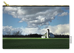 Carry-all Pouch featuring the photograph Interlude by Robert Geary
