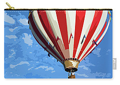 International Balloon Fiesta Carry-all Pouch