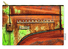 Carry-all Pouch featuring the photograph International Mcintosh  Horz by Jeffrey Jensen