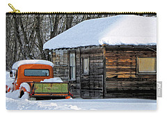 International Winter Carry-all Pouch