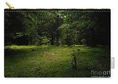 Internationaler Tag Des Waldes - International Day Of Forests - Wood Glade In The Urft Valley Carry-all Pouch