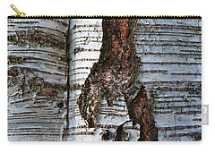 Carry-all Pouch featuring the photograph Interrupted by Werner Padarin