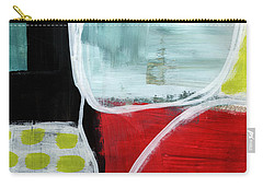 Intersection 37- Abstract Art Carry-all Pouch