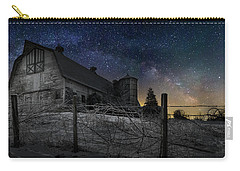Carry-all Pouch featuring the photograph Interstellar Farm by Bill Wakeley