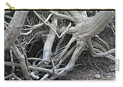 Intertwined Carry-all Pouch by Sandra Church