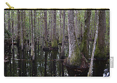 Into The Cypress Swamp Carry-all Pouch