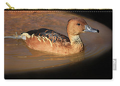 Into The Darkness  Carry-all Pouch by Kim Henderson