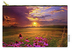 Into The Moment Carry-all Pouch