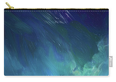 Into The Night Carry-all Pouch by Karen Nicholson