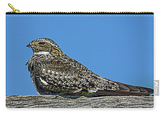 Carry-all Pouch featuring the photograph Into The Out by Tony Beck