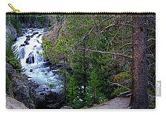 Into The Wild Carry-all Pouch by Diane E Berry