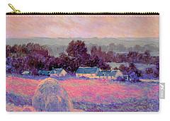 Inv Blend 10 Monet Carry-all Pouch by David Bridburg