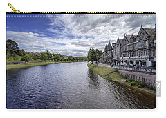 Carry-all Pouch featuring the photograph Inverness by Jeremy Lavender Photography