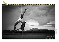 Inverted Splits Pole Dance Carry-all Pouch