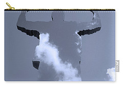Carry-all Pouch featuring the photograph Invisible ... by Juergen Weiss