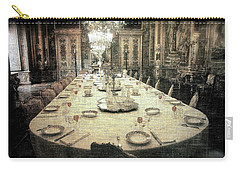 Invitation To Dinner At The Castle... Carry-all Pouch