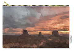 Io'u Carry-all Pouch by Jon Glaser