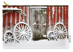 Iowa Blizzard Carry-all Pouch