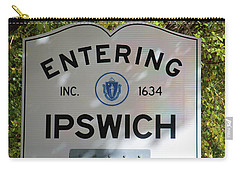 Ipswich 1634 Carry-all Pouch