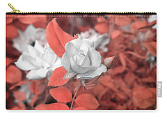 Ir Rose  Carry-all Pouch