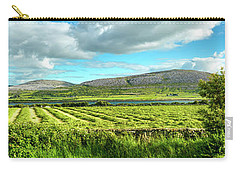Ireland  - Burren Panorama Carry-all Pouch