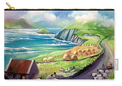 Ireland Co Kerry Carry-all Pouch by Paul Weerasekera