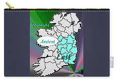 Tour Irelands Ancient East Carry-all Pouch
