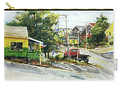 Irie Eats, Provincetown Carry-all Pouch