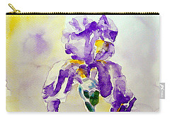 Iris 2 Carry-all Pouch by Jasna Dragun