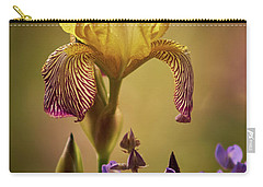 Iris 7 Carry-all Pouch by Loni Collins