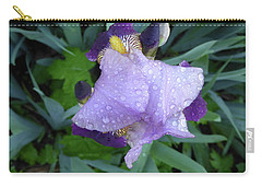 Iris After The Rain IIi Carry-all Pouch