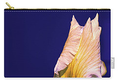 Iris Beginning To Bloom #g0 Carry-all Pouch by Leif Sohlman