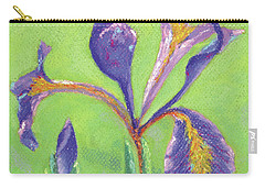 Iris For Iris Carry-all Pouch