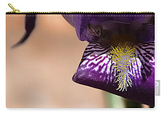 Iris Gemanica Carry-all Pouch