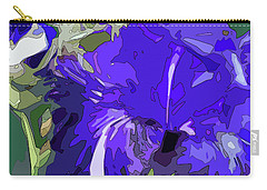 Iris Impressions Carry-all Pouch