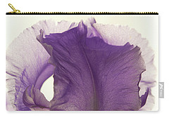 Simplicity Of The Purple Iris Carry-all Pouch