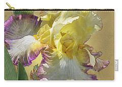 Iris, 'kiss Of Kisses' Carry-all Pouch