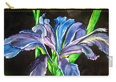 Iris Carry-all Pouch by Lil Taylor