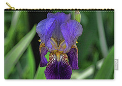 Iris Purple 2 Carry-all Pouch