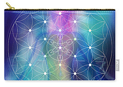 Iris Whittington Carry-all Pouch by Ahonu