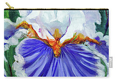 Iris Wisdom Carry-all Pouch