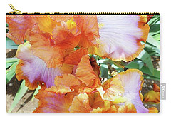 Irises 10 Carry-all Pouch