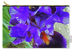 Irises 12 Carry-all Pouch