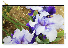 Irises 14 Carry-all Pouch