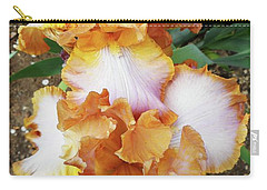 Irises 16 Carry-all Pouch