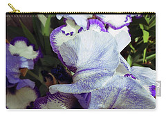 Irises 17 Carry-all Pouch