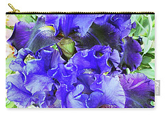 Irises 18 Carry-all Pouch