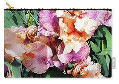 Irises 19 Carry-all Pouch