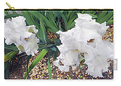 Irises 2 Carry-all Pouch