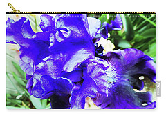 Irises 20 Carry-all Pouch
